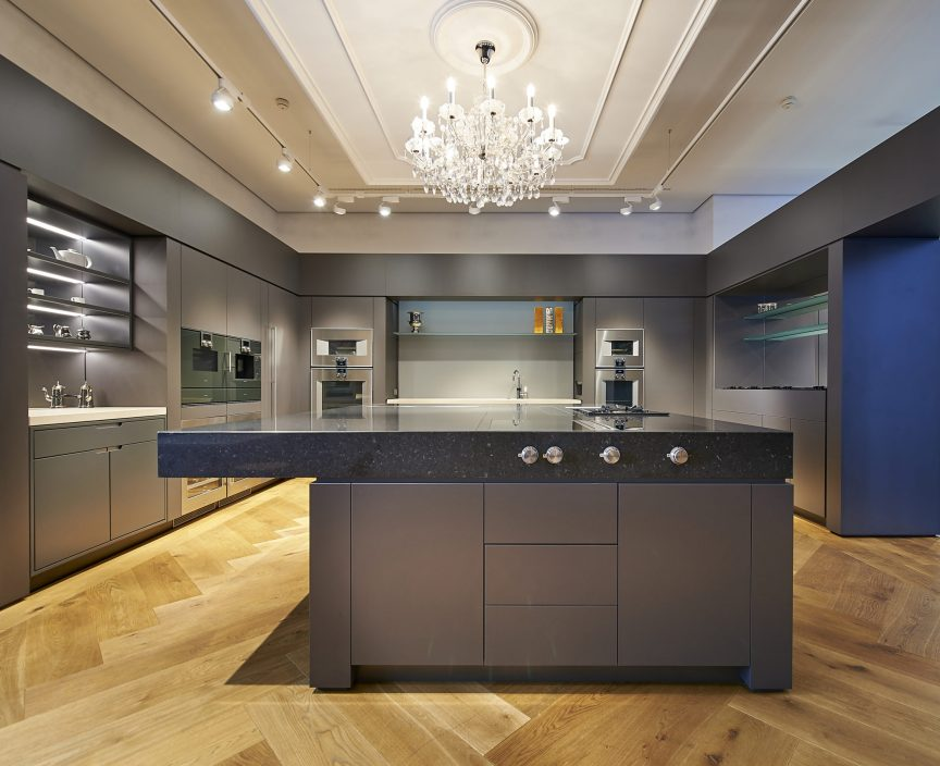 Gaggenau Showroom